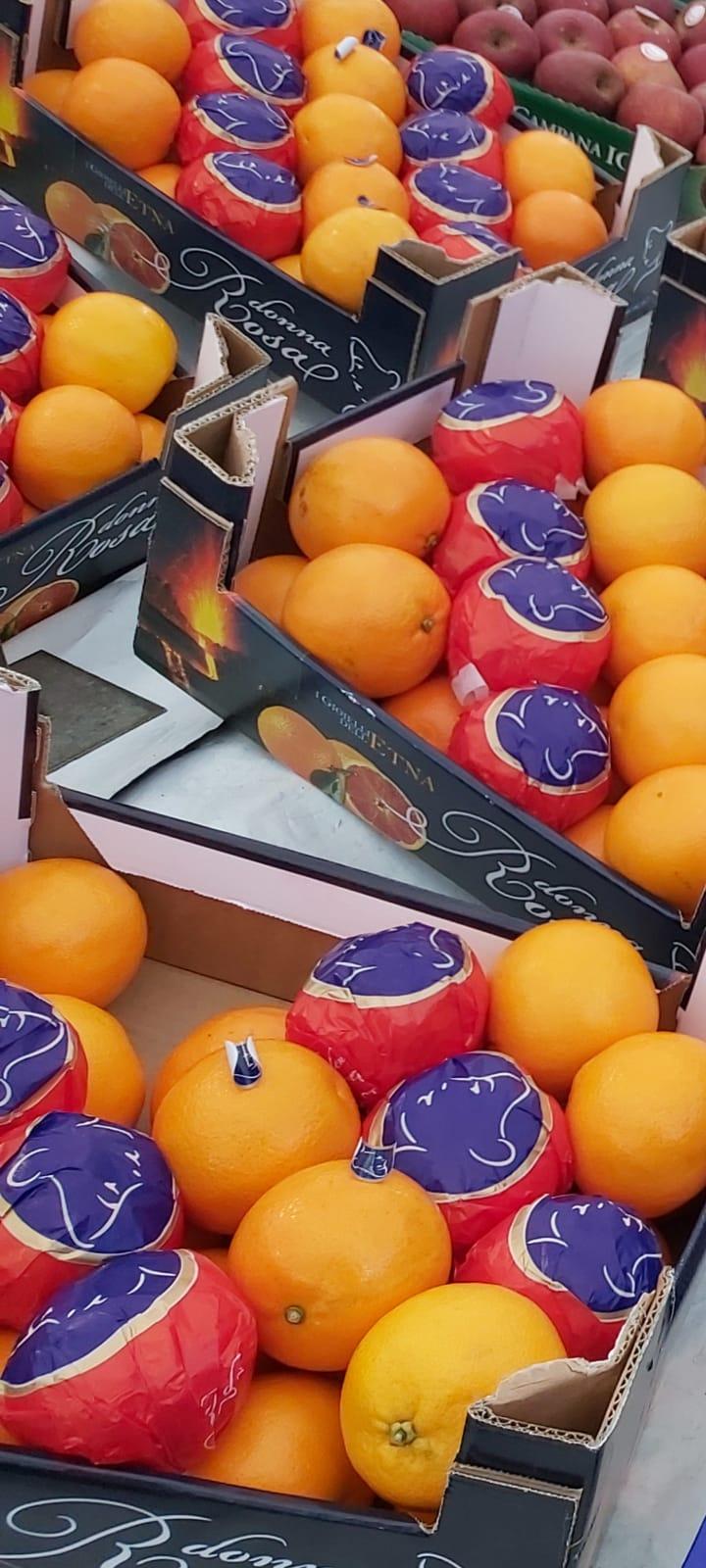 arance tarocco da tavola