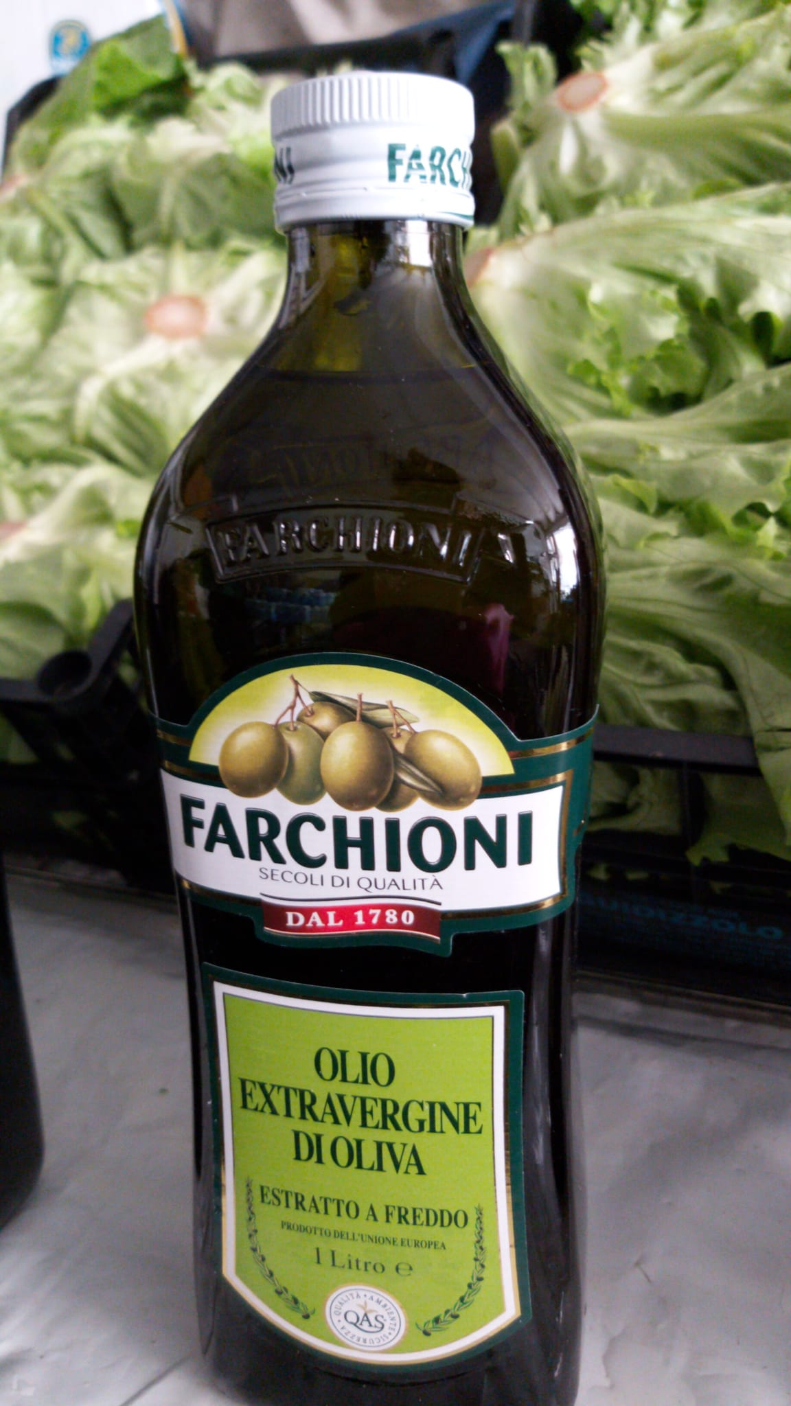 Olio extra vergine di oliva FARCHIONI