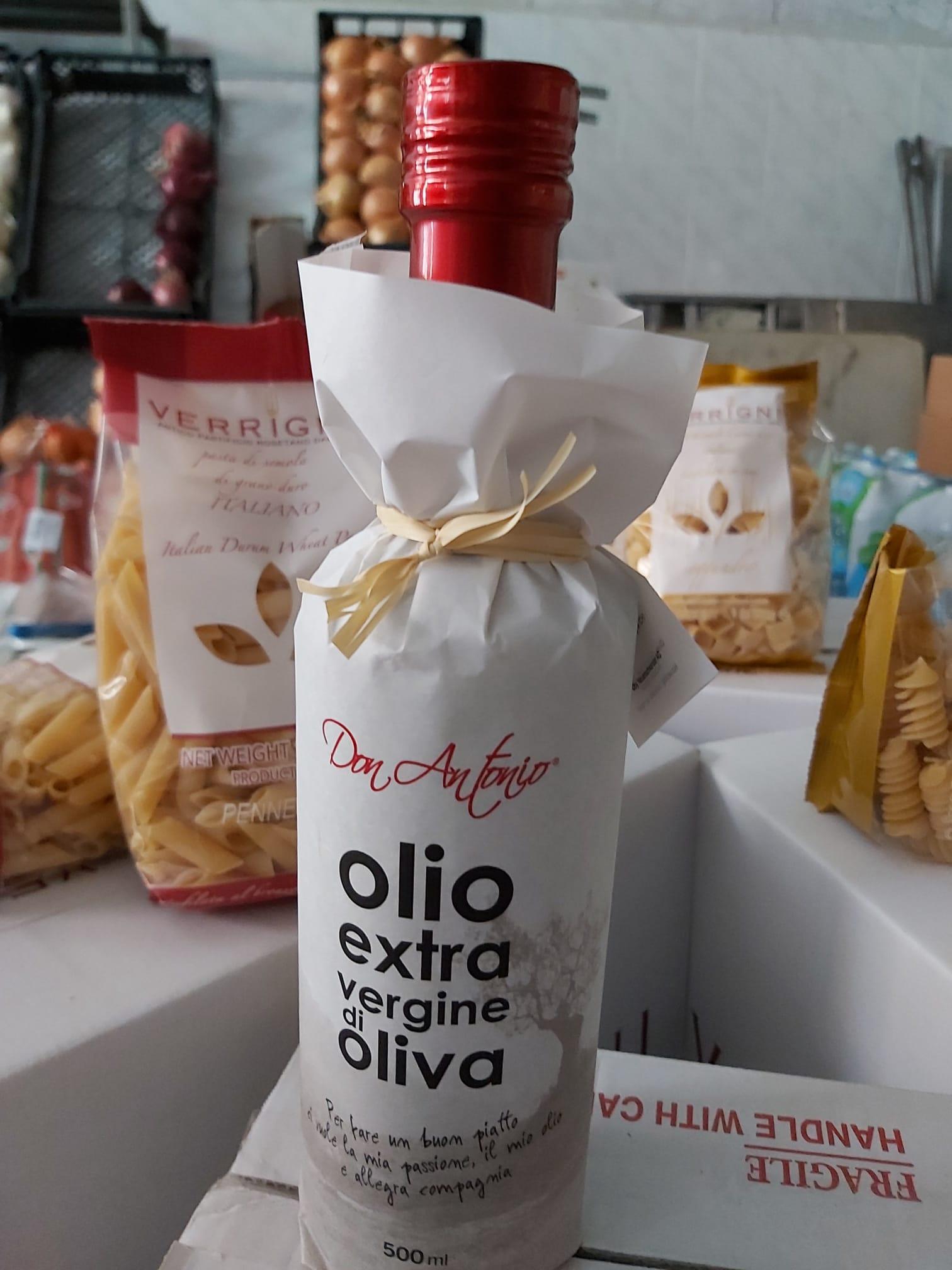 Olio extra vergine di oliva di categoria superiore