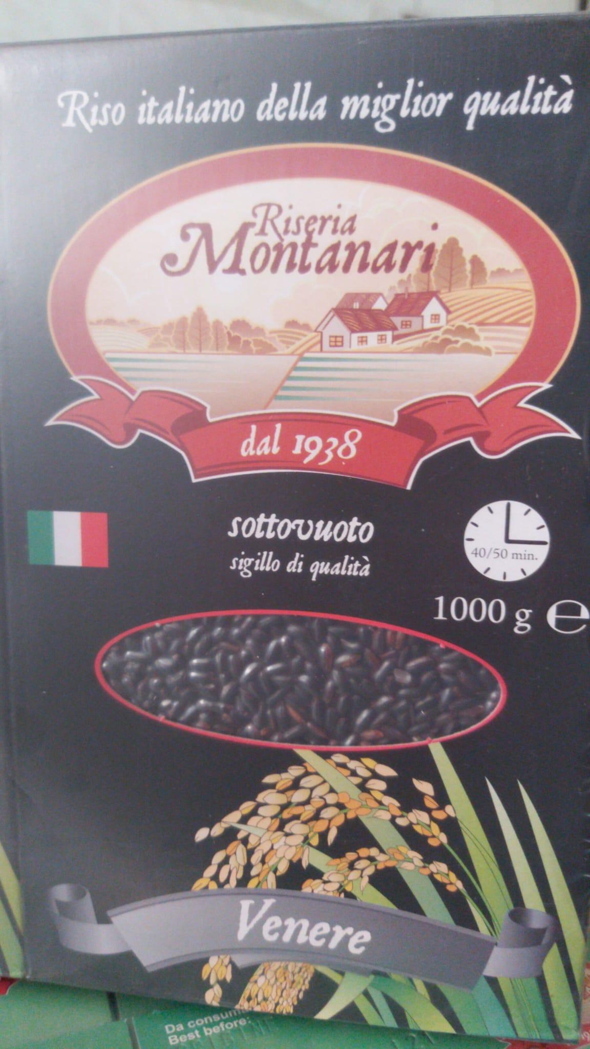 riso italiano della miglore qualità VENERE