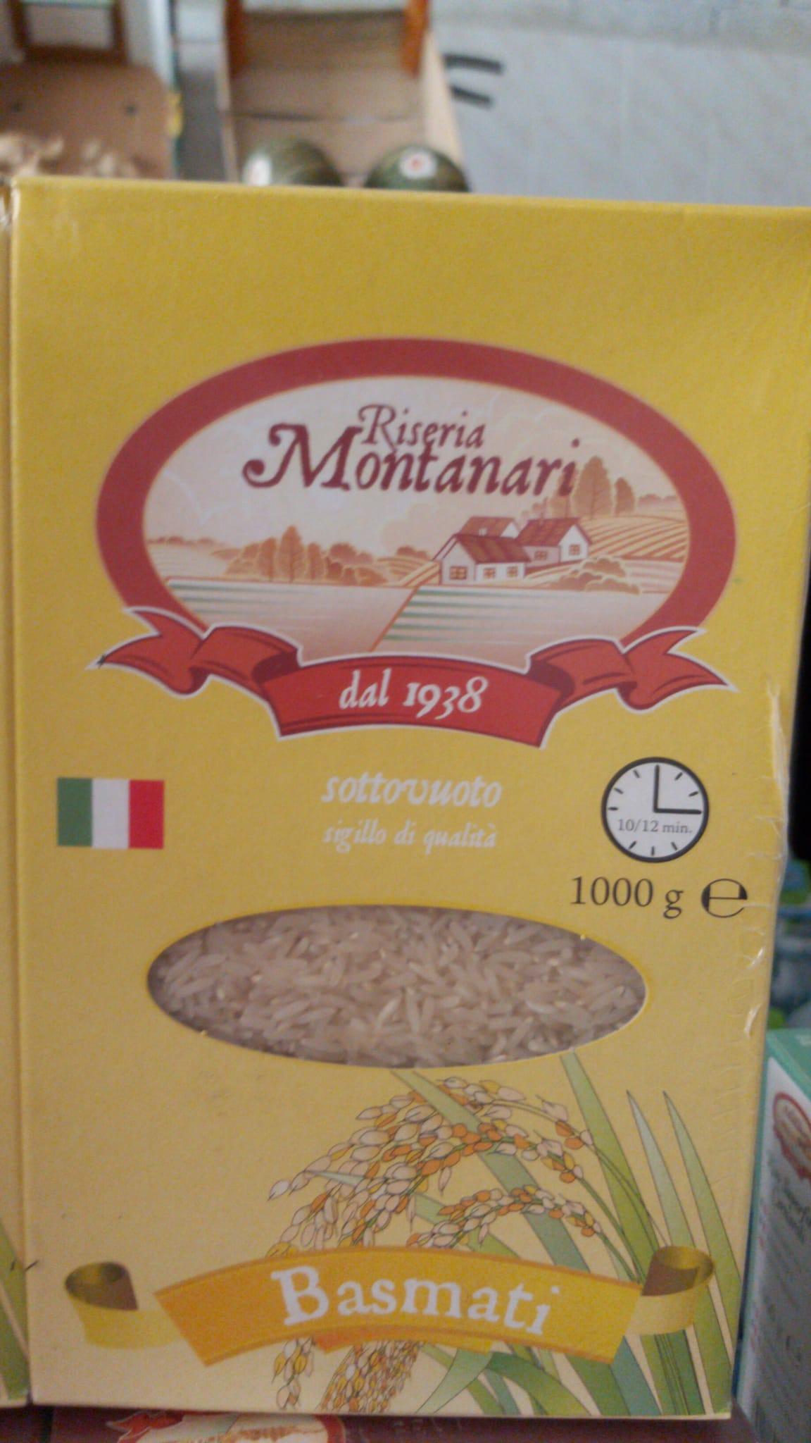 riso italiano della miglore qualità BASMATI
