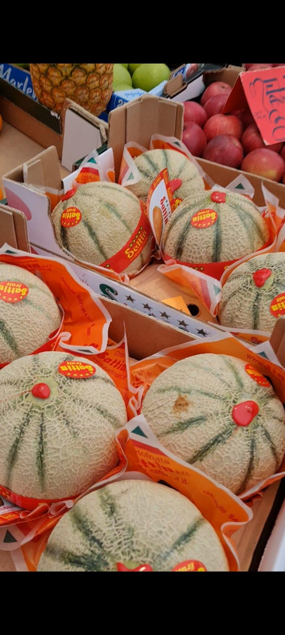 Melone dolcissimo offerta